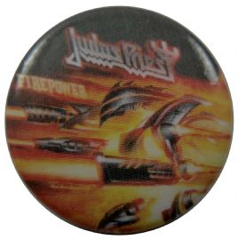 Judas Priest - 'Firepower' Button Badge